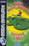 Sega Worldwide Soccer '98 (Saturn)