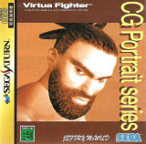 Virtua Fighter CG Portrait Series Vol. 10: Jeffry McWild (Saturn)
