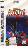 Virtual Hydlide (Saturn)