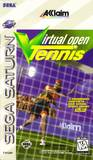 Virtual Open Tennis (Saturn)