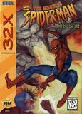 Amazing Spider-Man: Web of Fire, The (Sega 32X)
