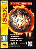 NBA Jam -- Tournament Edition (Sega 32X)