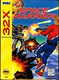 Space Harrier (Sega 32X)