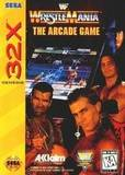 WWF WrestleMania: The Arcade Game (Sega 32X)