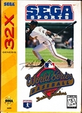 World Series Baseball (Sega 32X)