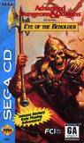 Advanced Dungeons & Dragons: Eye of the Beholder (Sega CD)