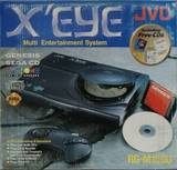 JVC X'Eye -- Box Only (Sega CD)