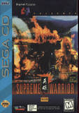 Supreme Warrior (Sega CD)