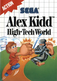 Alex Kidd: High-Tech World (Sega Master System)