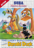 Donald Duck: The Lucky Dime Caper (Sega Master System)