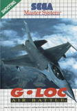 G-LOC: Air Battle (Sega Master System)