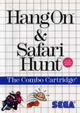 Hang On & Safari Hunt (Sega Master System)