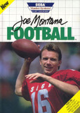 Joe Montana Football (Sega Master System)