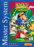 Legend of Illusion: Starring Mickey Mouse (Sega Master System)