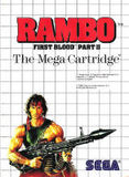 Rambo: First Blood Part II (Sega Master System)