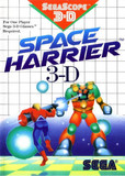 Space Harrier 3D (Sega Master System)