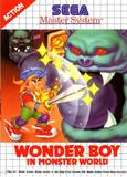 Wonder Boy in Monster World (Sega Master System)