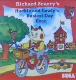 Richard Scarry's Huckle and Lowly's Busiest Day Ever (Sega Pico)