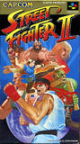 Street Fighter II (Super Famicom)