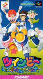 TwinBee: Rainbow Bell Adventure (Super Famicom)