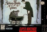 Addams Family Values (Super Nintendo)