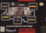 Arcade's Greatest Hits: The Atari Collection 1 (Super Nintendo)