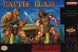Battle Blaze (Super Nintendo)