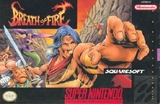 Breath of Fire (Super Nintendo)