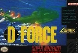 D-Force (Super Nintendo)