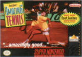 David Crane's Amazing Tennis (Super Nintendo)
