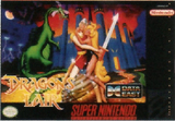 Dragon's Lair (Super Nintendo)