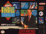 ESPN Baseball Tonight (Super Nintendo)