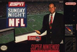 ESPN Sunday Night NFL (Super Nintendo)