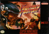 Fighter's History (Super Nintendo)