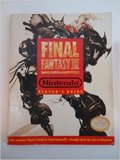 Final Fantasy III -- Nintendo Player's Guide (Super Nintendo)