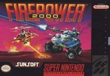 Firepower 2000 (Super Nintendo)
