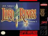 J.R.R. Tolkien's The Lord of the Rings: Vol. I (Super Nintendo)
