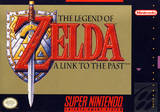 Legend of Zelda: A Link to the Past, The (Super Nintendo)