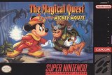 Magical Quest starring Mickey Mouse, The (Super Nintendo)