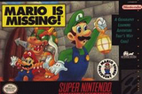Mario is Missing! (Super Nintendo)