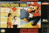 Mario's Early Years: Preschool Fun (Super Nintendo)