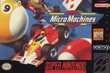 Micro Machines (Super Nintendo)