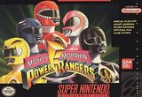 Mighty Morphin Power Rangers (Super Nintendo)
