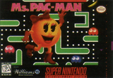 Ms. Pac-Man (Super Nintendo)