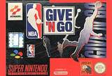 NBA Give 'N Go (Super Nintendo)
