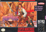 New Horizons (Super Nintendo)