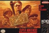 Operation Europe: Path to Victory 1939-45 (Super Nintendo)