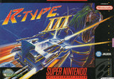 R-Type III: The Third Lightning (Super Nintendo)
