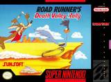 Road Runner's Death Valley Rally (Super Nintendo)