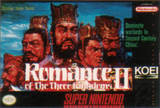 Romance of the Three Kingdoms II (Super Nintendo)